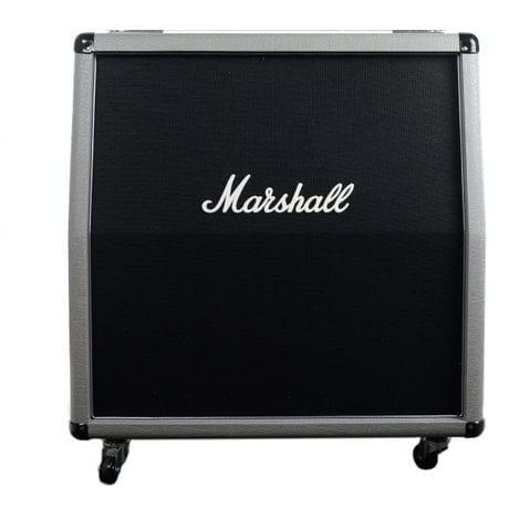Caixa Guitarra Marshall 2551 Av e Jubilee Silver