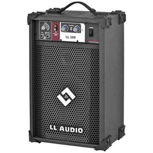Caixa Ll Audio Amplificada Multi Uso Ll 100