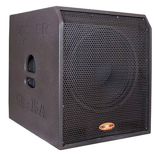 Caixa Ll Audio Subwoofer Ativo Donner Sb 15a