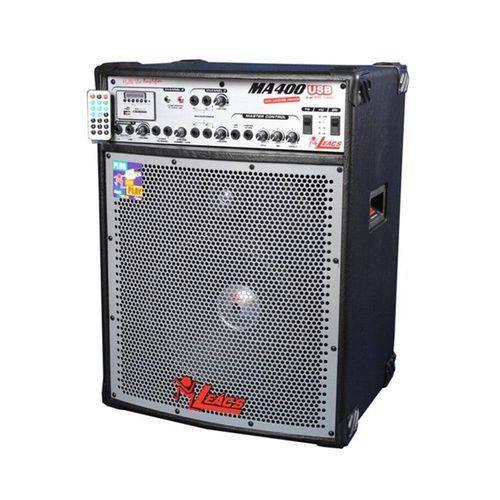 Caixa Multi-Uso Leacs Ma400 80wrms