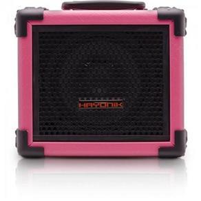 Caixa Multiuso 20W BLUETOOTH/USB/SD/FM IRON 80 Rosa Hayonik