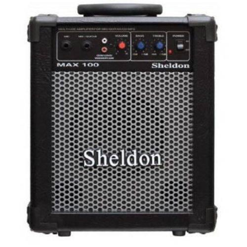 Caixa Multiuso Sheldon Max 100, 15W Rms - Bivolt