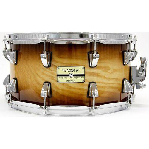 Caixa Odery Fluence Fusion Magma Vintage Exotic Ash 14x7¨ Maple Shell