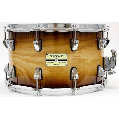 Caixa Odery Fluence Fusion Magma Vintage Exotic Ash 14x8¨ Maple Shell Ballad Snare