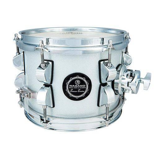 Caixa Modelo New Beat - Tom Holder Model Grey Sparkle