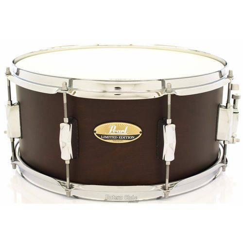 Caixa Pearl Limited Edition Maple Thin Shell Deep Satin Brown 14x6,5¨