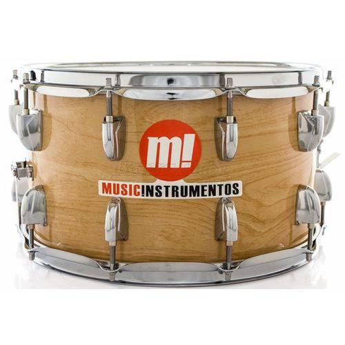 Caixa Phx Music Instrumentos Basswood Natural 580-pvc-ma 14x8¨ Ballad Snare