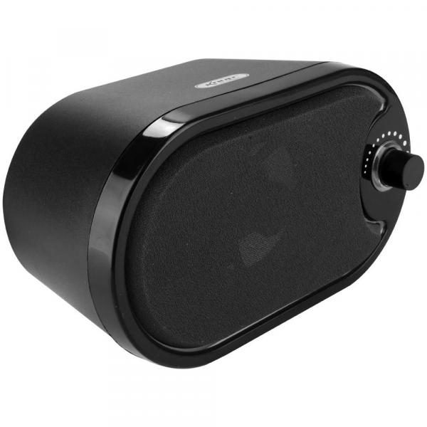 Caixa Som Mini Subwoofer 2.1 Bluetooth Knup Kp-6018bh