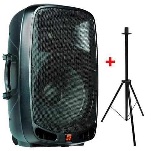Caixa Staner Ps 1501 Ativa com Bluetooth Usb Sdcard Fm