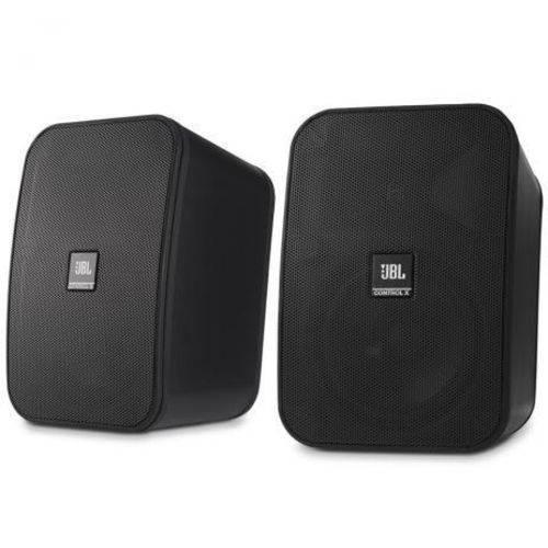 Caixas Acústicas JBL Control X 100W RMS Preto - Jbl