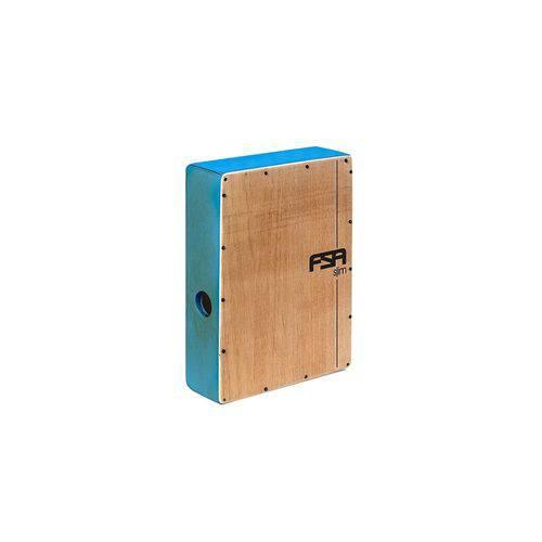 Cajon Acústico Blue Slim Series FSA CSL504