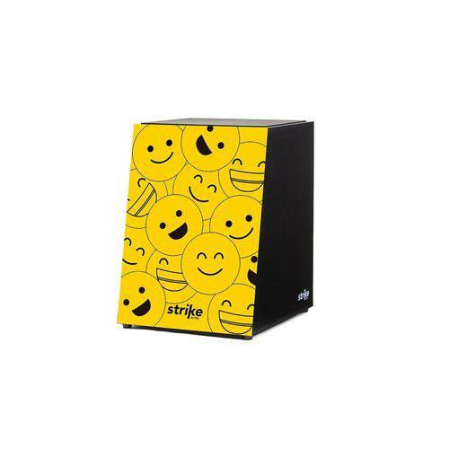 Cajon Acústico Emoji Strike Series FSA SK4041