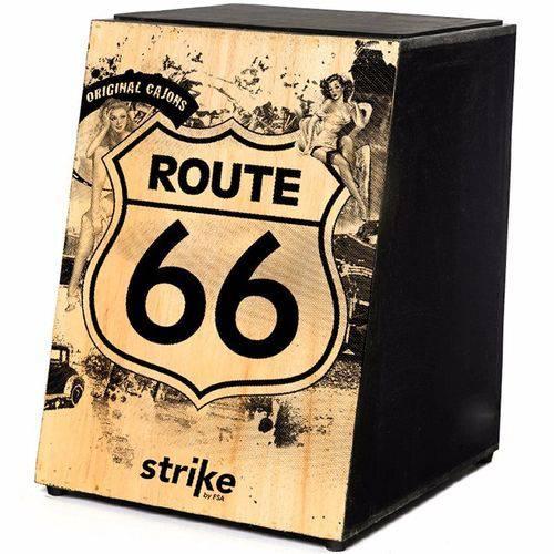 Cajon Acustico Fsa Inclinado Strike Series Sk4010 Route 66