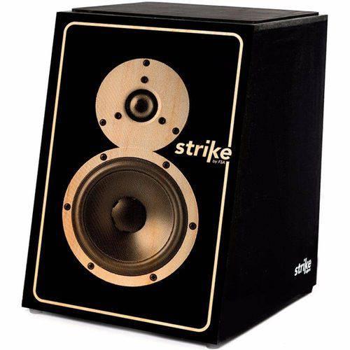 Cajon Acustico Fsa Inclinado Strike Series Sk4011 Sound Box