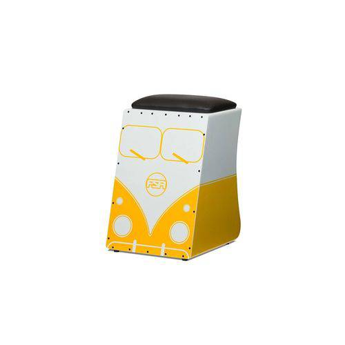 Cajon com Captação Limited Series Amarelo FSA FLS03