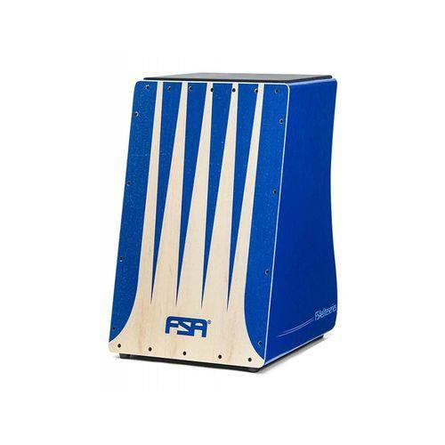 Cajon Elétrico Azul Elite Series FSA FE-3304