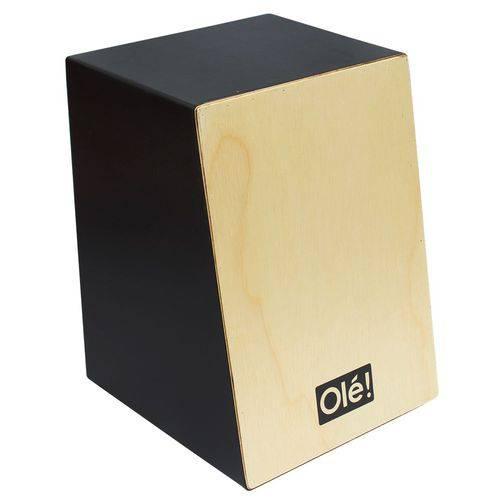 Cajon Eletrico Cajon Percussion Olé Ol100 com Captação