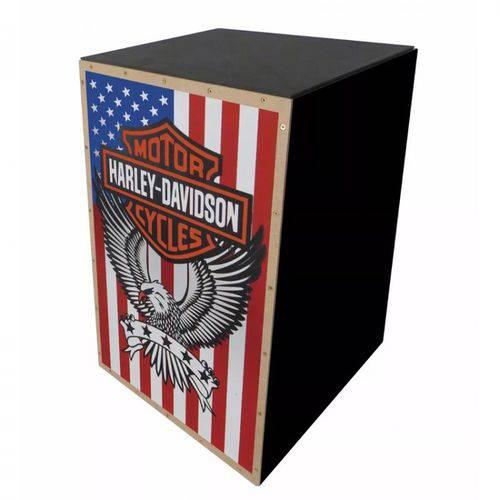 Cajon Elétrico Jaguar Cj1000 - K2 - Eq - Harley Davidson Usa
