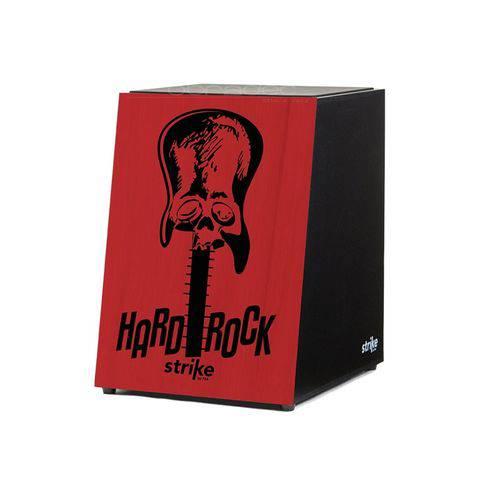 Cajon Eletroacústico com Captação Hard Rock Strike Series FSA SK-5020