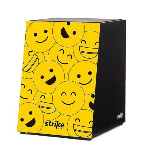 Cajon Fsa Acústico Strike Emoticons Sk4041 - Emojis
