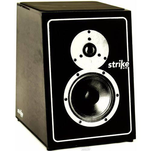 Cajón Fsa Strike Series SoundBox SK4011 Inclinado Acústico com Assento em E.V.A.