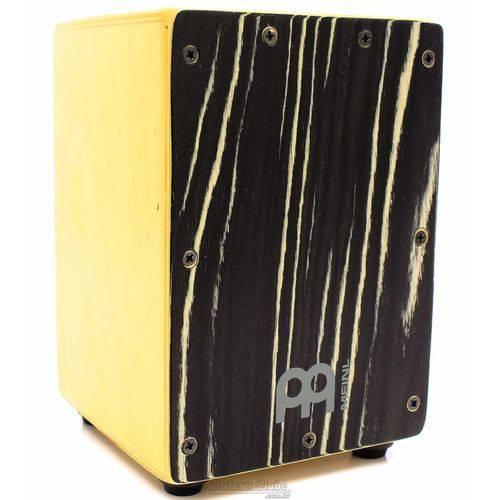 Cajón Mini Meinl Exotic Striped Onyx Birch Super Compacto com 22cm de Altura (crianças Adultos)