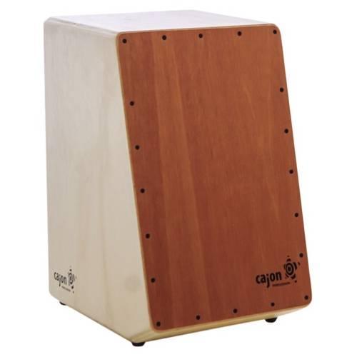 Cajon Percussion Eco Acústico - Mogno
