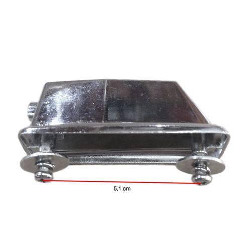 Canoa para Bumbo Premium DLP-1 Quadrada (Unitária)