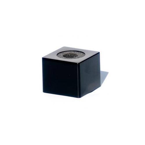 Canopla Artika em Acrilico Microfone Ak 075 Preta