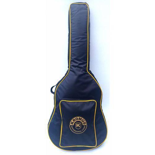 Capa Bag Case Guitarra Semi Acústica Almofadada Kromus