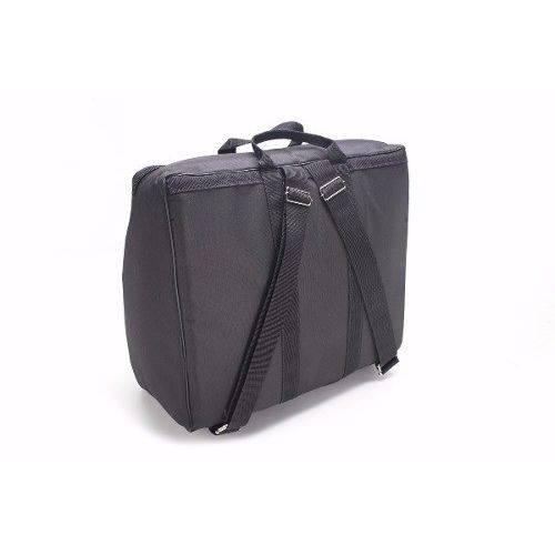 Capa Bag para Acordeon, Sanfona, Gaita 80 Baixos Luxo
