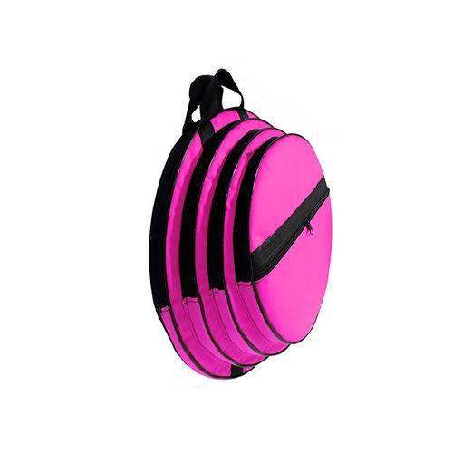 Capa Bag para Pratos de Bateria 4 Divisao Ate 20 Polegadas