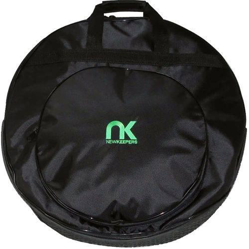 Capa Bag para Pratos Maxipro Preto Super Proteção Newkeepers