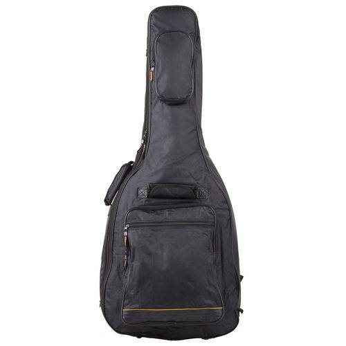 Capa Bag Rockbag Deluxe Line Rb20509b para Violão Folk