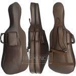 Capa Bag Violoncelo 4/4 Tarttan Slim Antique Marrom