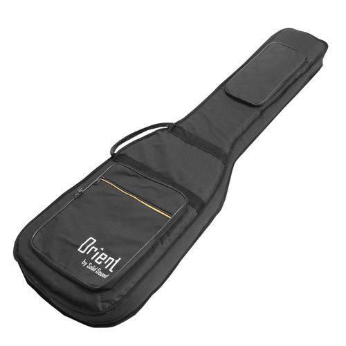 Capa Baixo Solid Sound Orient Almof.formato Preta