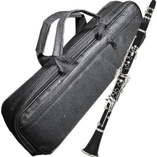 Capa Clarinete Cs Extra Luxo