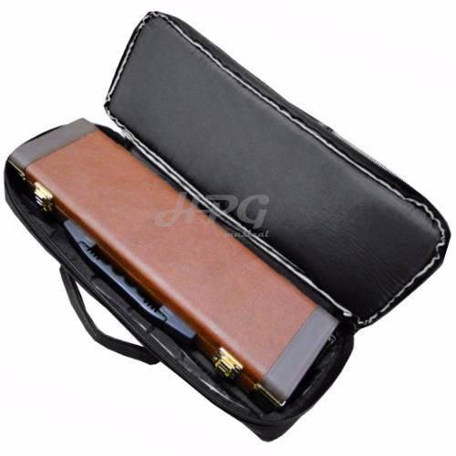 Capa Estojo de Flauta Transversal (grande) Cs Extra Luxo