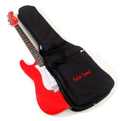 Capa Guitarra Prime Solid Sound
