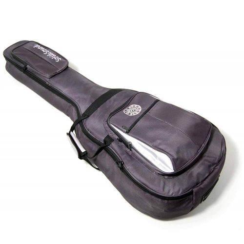 Capa para Violão Clássico Solid Sound Sanbai Cinza