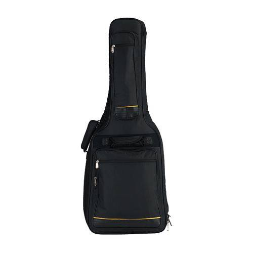 Capa para Violão Folk Rockbag RB 20609 B/Plus Premium Preta