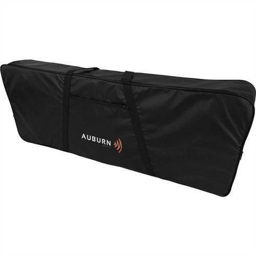 Capa Simples Bagum para Teclado 5/8 C5s Auburn