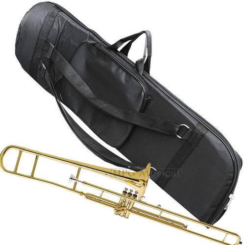 Capa Trombone de Pisto Longo Cs Extra Luxo