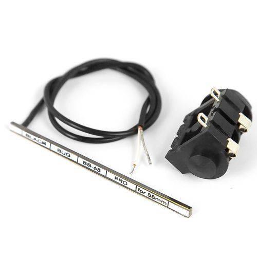 Captador de Rastilho P/ Violao - Bb68 - Black Bug