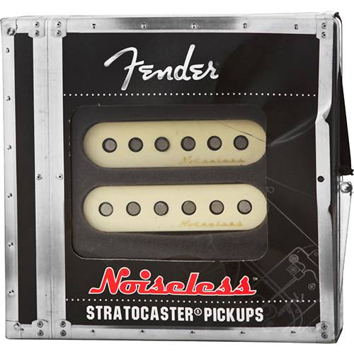 Captador Fender para Guitarra Vintage Noiseless Trio