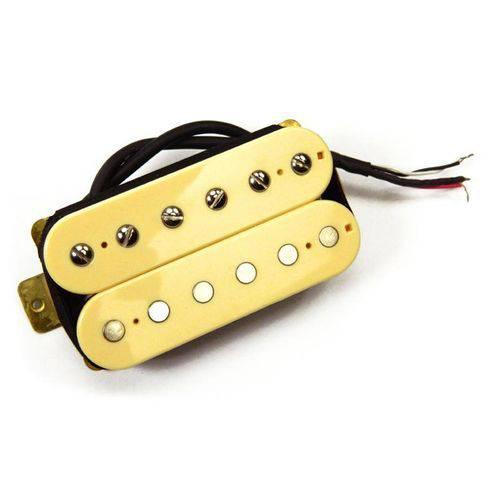 Captador Humbucker para Guitarra H Custom Neck Cream/Cream D'Angelous - Santo Angelo