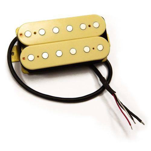 Captador Humbucker para Guitarra H Pro Neck Cream/Cream D'Angelous - Santo Angelo