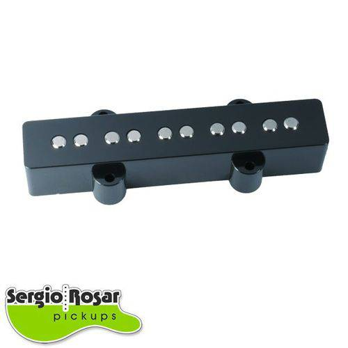 Captador para Baixo Jazz Bass Sergio Rosar Hot Braço