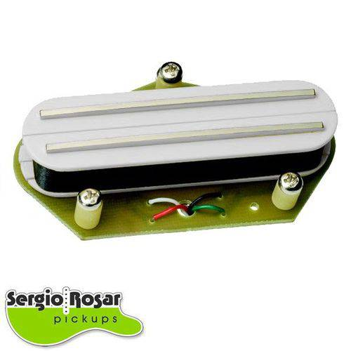 Captador Sergio Rosar Extreme Hot T Ponte Branco