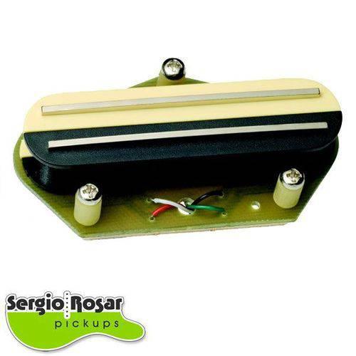 Captador Sergio Rosar RG-1 Shred King T Ponte Zebra Vintage